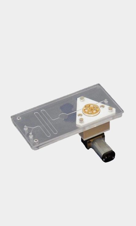 Mikrofluidik